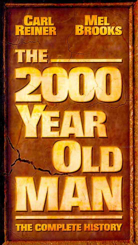 2000 YEAR OLD MAN:COMPLETE HISTORY BY REINER,CARL (CD)